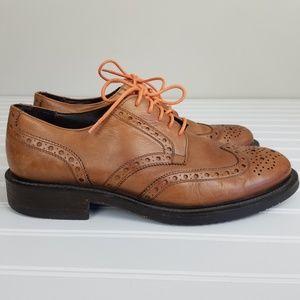 Banana Republic Men's Brogue Oxford Shoes Size 12